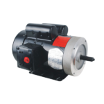 General Purpose 56C Face Single Phase TEFC Motor 0.33 to 3HP